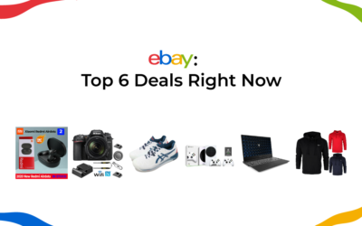 eBay: Top 6 Deals Right Now