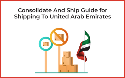 Consolidate And Ship Guide for Shipping To United Arab Emirates