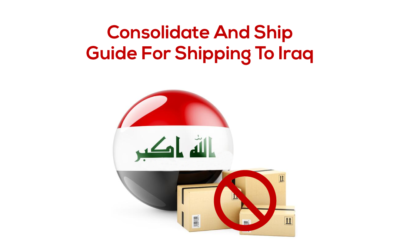 Consolidate And Ship Guide: Shipping To Iraq
