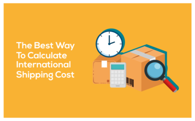 The Easiest Way To Calculate Shipping Costs